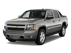 Chevy Avalanche Running Boards