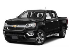 Chevy Colorado Running Boards