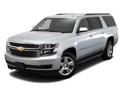 Chevy Suburban Running Boards