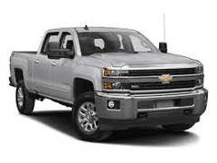 Chevy 2500/3500HD Running Boards