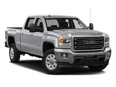GMC Sierra 2500/3500HD Running Boards