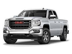 GMC Sierra 1500 Running Boards