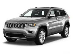 Jeep Grand Cherokee Running Boards