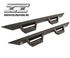 Magnum RT Steps Carbon Steel (Cab Length)