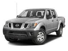 Nissan Frontier Running Boards
