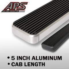5 Inch Running Boards (Cab Length)