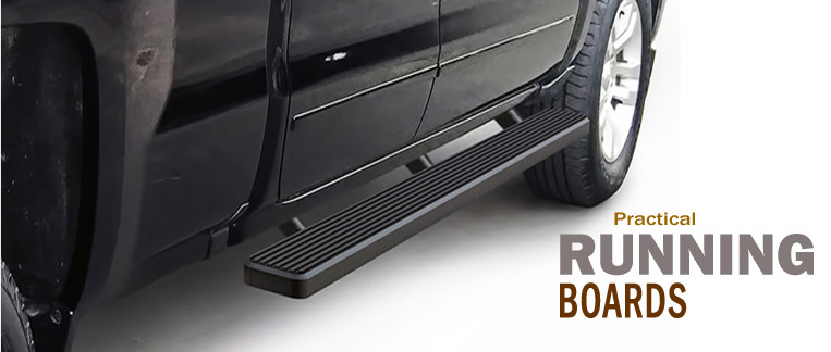 Practical Running Boards