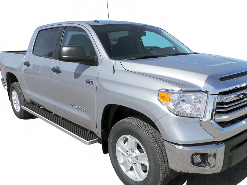 IB20EJI8A: 2007-2020 Toyota Tundra CrewMax iStep 5 (Silver ...